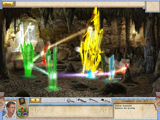 Game screenshot 2 Alabama Smith in the Quest of Fate