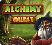Feature screenshot game Alchemy Quest