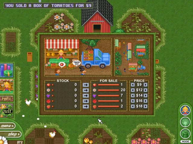 Game screenshot 2 Alice Greenfingers
