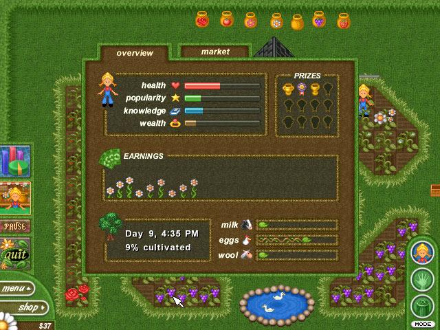 Game screenshot 3 Alice Greenfingers