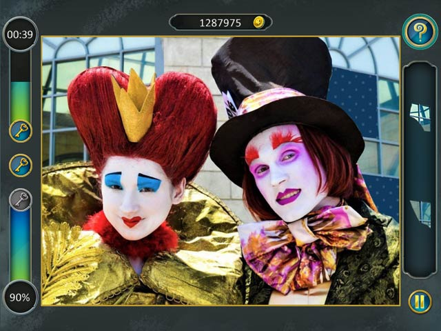 Alice's Jigsaw: Wonderland Chronicles img