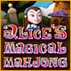 free download Alice's Magical Mahjong game