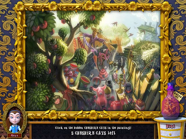 Game screenshot 1 Alice's Magical Mahjong