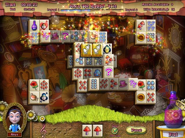 Game screenshot 2 Alice's Magical Mahjong