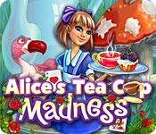 Feature screenshot game Alice's Teacup Madness