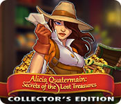 Alicia Quatermain: Secrets Of The Lost Treasures C