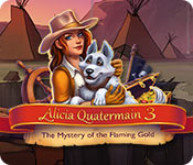 Alicia Quatermain 3: The Mystery of the Flaming Go