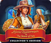 Alicia Quatermain & The Stone of Fate Collector's