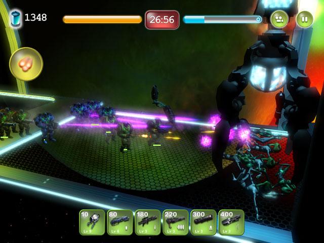 Game screenshot 1 Alien Hallway