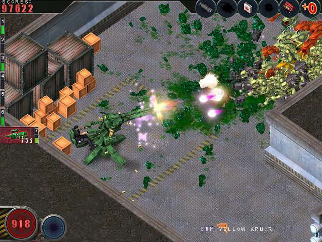 Game screenshot 2 Alien Shooter