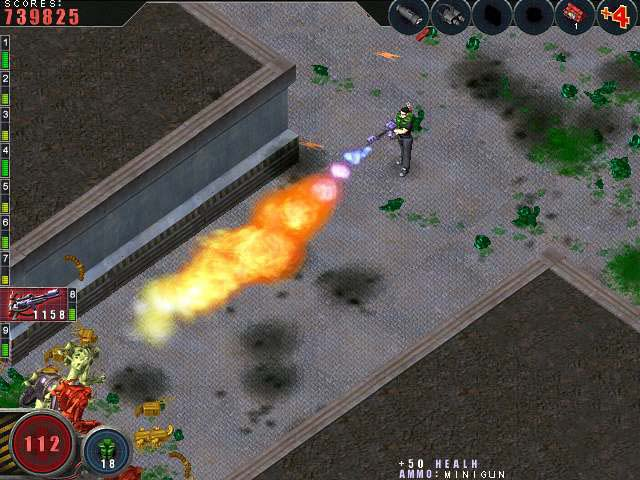 Game screenshot 3 Alien Shooter