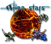 Feature screenshot game Alien Stars