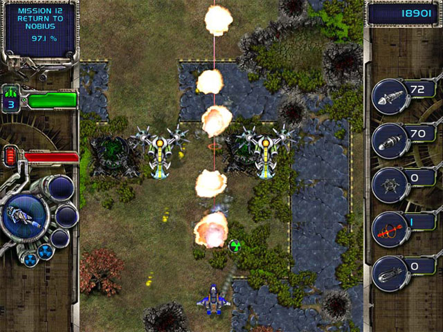 Game screenshot 2 Alien Stars