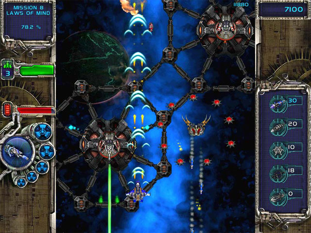 Game screenshot 3 Alien Stars