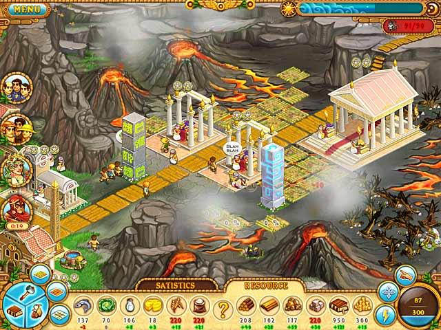 Game screenshot 2 All My Gods