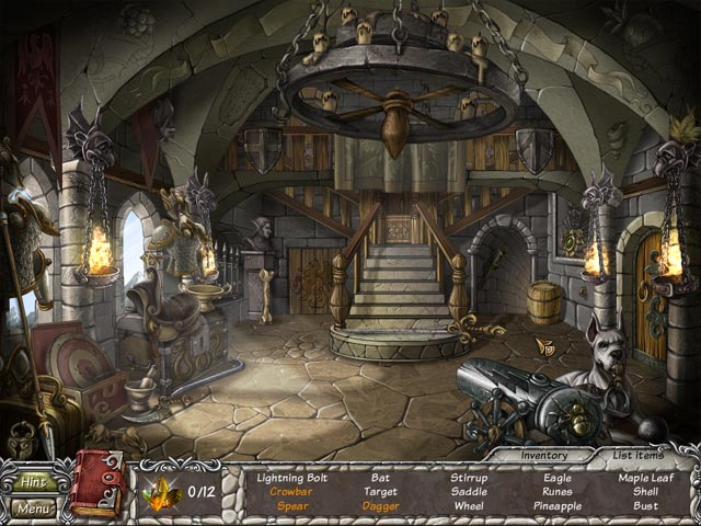 Game screenshot 1 Allora and The Broken Portal