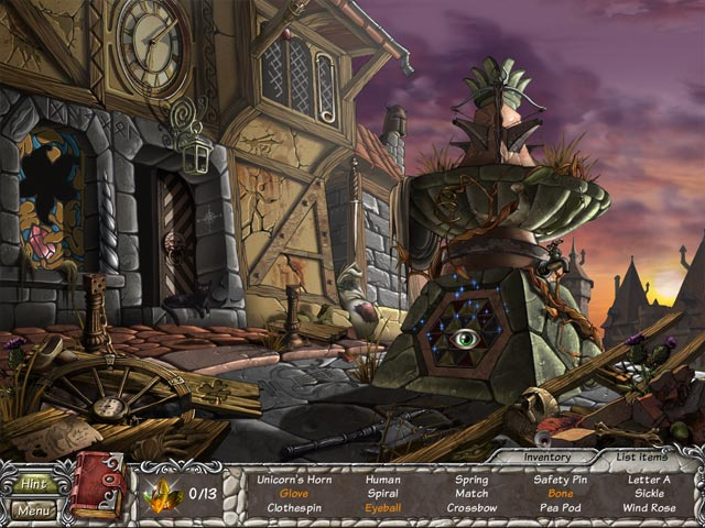 Game screenshot 2 Allora and The Broken Portal