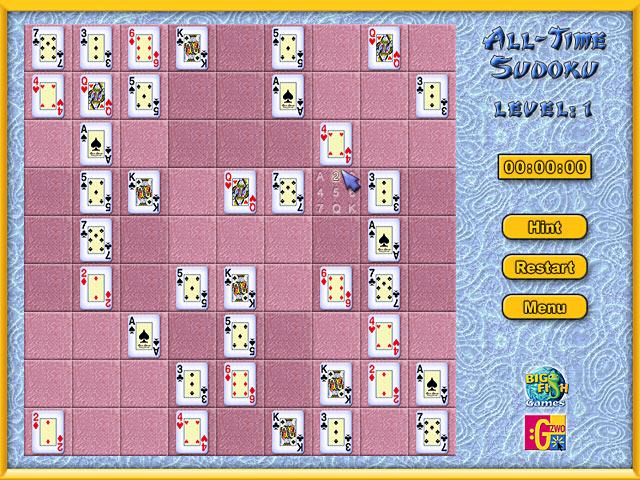 Game screenshot 3 All-Time Sudoku