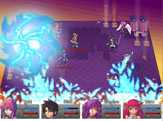 Game screenshot 2 Alpha Kimori Episode Two