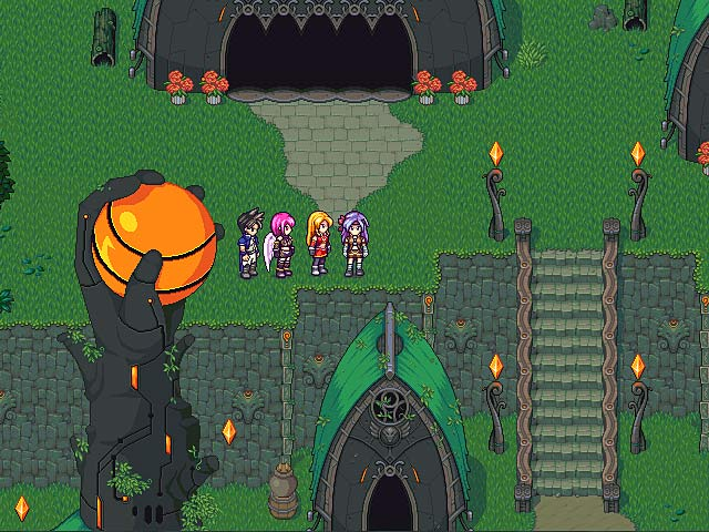 Game screenshot 3 Alpha Kimori Episode Two