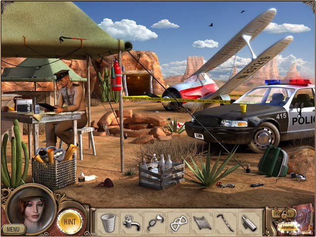 Game screenshot 1 Amanda Rose: The Game of Time