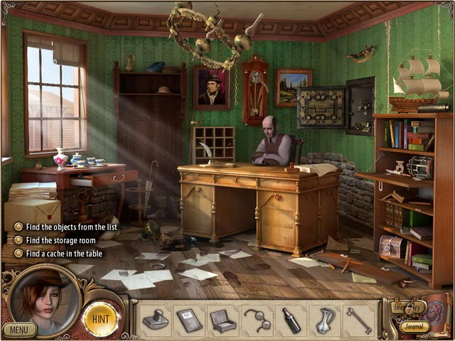 Game screenshot 2 Amanda Rose: The Game of Time