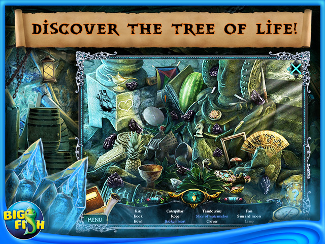 Screenshot for Amaranthine Voyage: The Tree of Life Collector's Edition