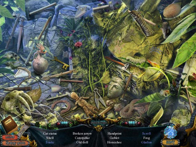 Game screenshot 1 Amaranthine Voyage: The Tree of Life Collector's Edition