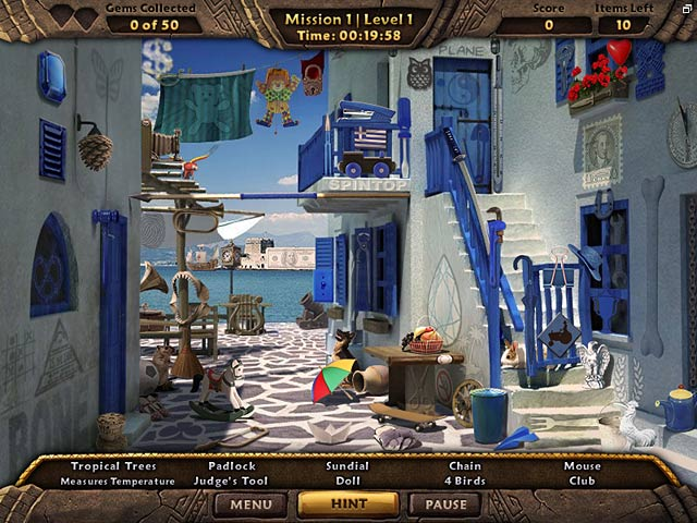 Game screenshot 1 Amazing Adventures: Around the World