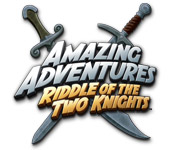 Amazing Adventures Riddle of the Two Knights casual game