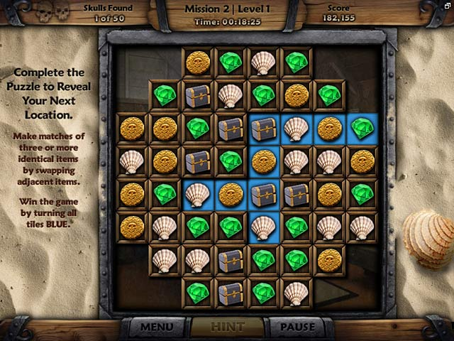 Game screenshot 2 Amazing Adventures: The Caribbean Secret