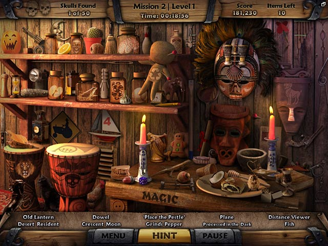 Game screenshot 3 Amazing Adventures: The Caribbean Secret