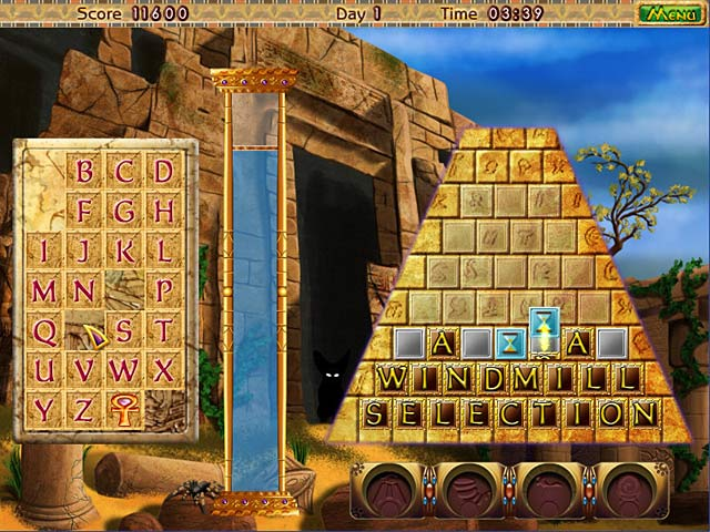 Amazing Pyramids Screenshot-1