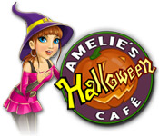 Feature screenshot game Amelie's Cafe: Halloween