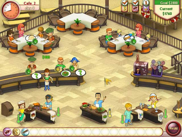 Game screenshot 2 Amelie's Café: Summer Time