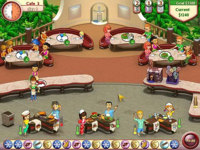 Game screenshot 3 Amelie's Café: Summer Time