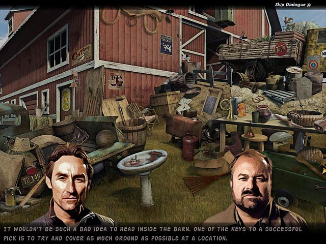 Game screenshot 3 American Pickers: The Road Less Traveled