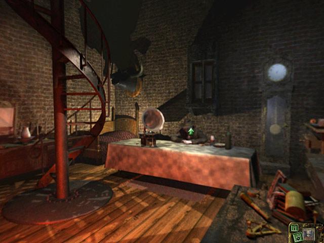 Game screenshot 1 Amerzone: Part 1