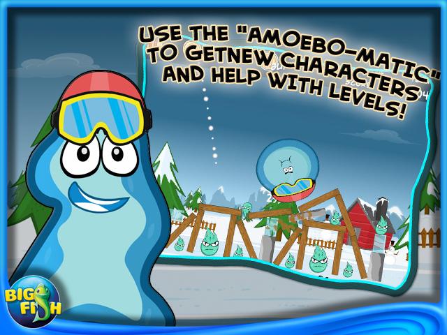 Screenshot for Amoeba Wars