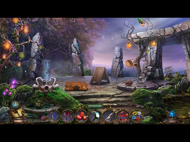Amulet of Dreams Screen1