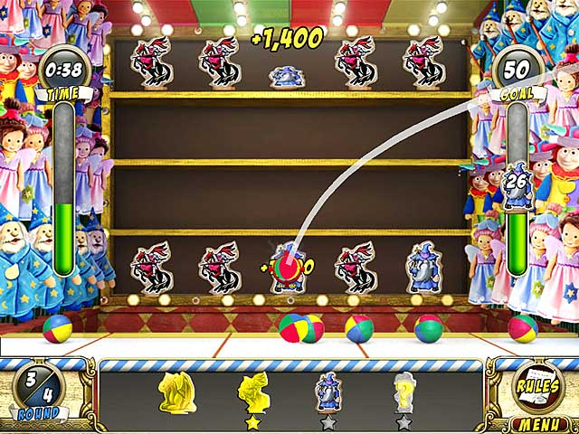 Game screenshot 1 Amusement World!