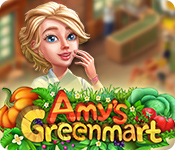 Feature screenshot game Amy's Greenmart