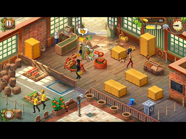 Game screenshot 1 Amy's Greenmart