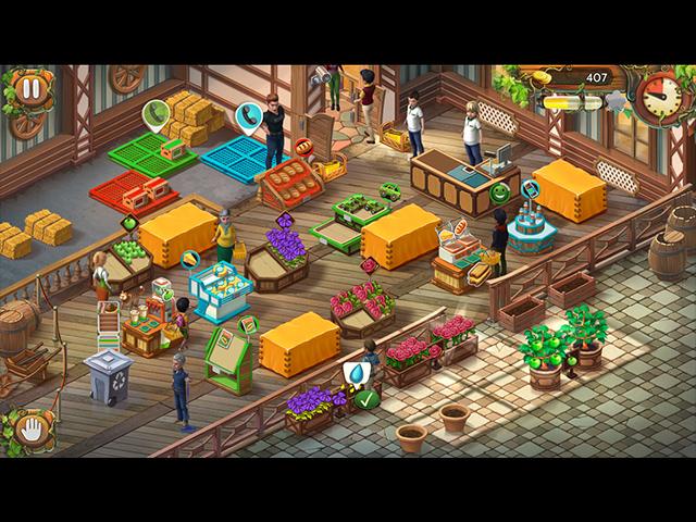 Game screenshot 3 Amy's Greenmart