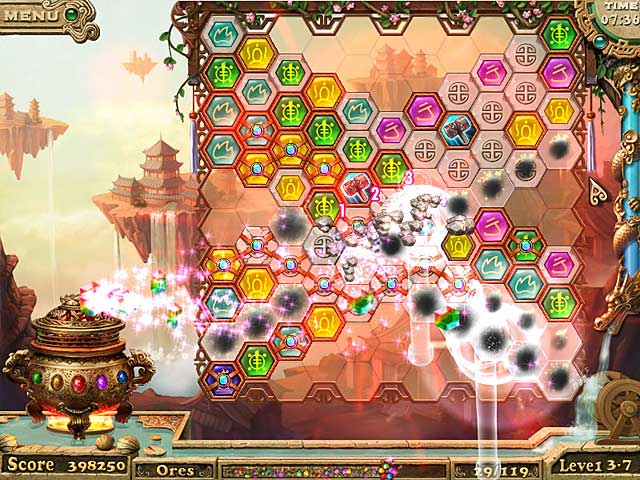 Game screenshot 2 Ancient Wonderland