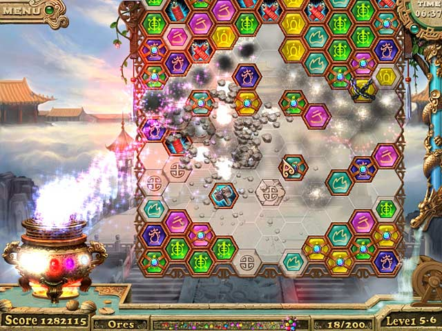 Game screenshot 3 Ancient Wonderland