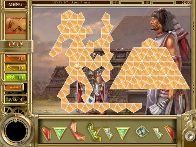 Game screenshot 1 Ancient Mosaic