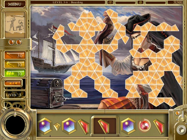 Game screenshot 2 Ancient Mosaic