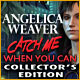 Angelica Weaver: Catch Me When You Can Collector&rsquo;s Edition