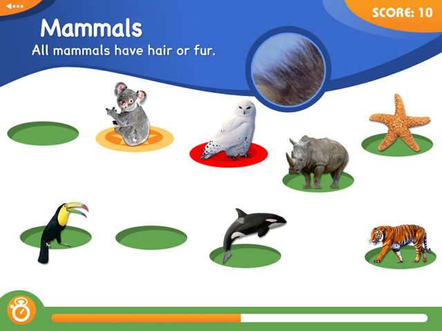 Game screenshot 1 Animal Genius